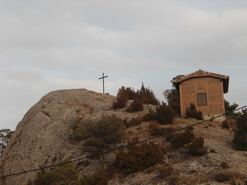 Inauguració de la Creu a la Mola de Lord